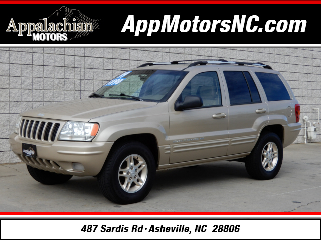 1999 Jeep Grand Cherokee Limited for sale by dealer