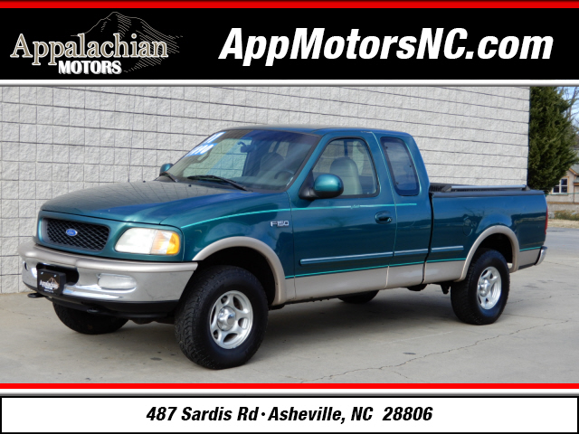 1997 Ford F-150 Lariat for sale by dealer