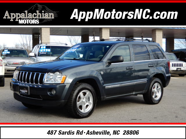 2007 Jeep Grand Cherokee Limited for sale by dealer