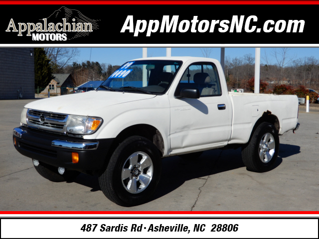 1999 Toyota Tacoma Base for sale by dealer