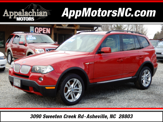 2008 BMW X3 3.0si for sale by dealer