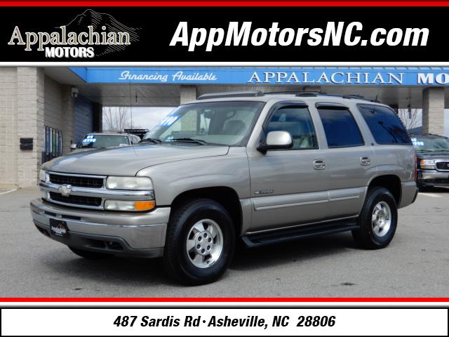 2001 Chevrolet Tahoe LT for sale by dealer