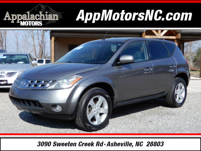 2005 Nissan Murano SL for sale by dealer
