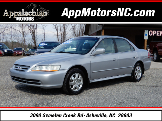2002 Honda Accord EX for sale by dealer