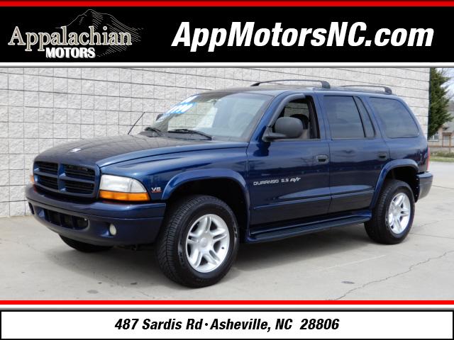 2000 Dodge Durango R/T for sale by dealer