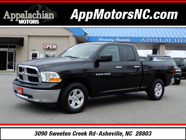 2011 RAM 1500 SLT for sale by dealer