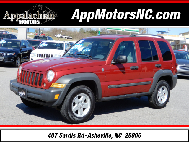 2007 Jeep Liberty Sport for sale by dealer