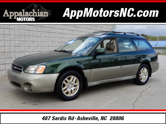 2000 Subaru Outback Limited for sale by dealer