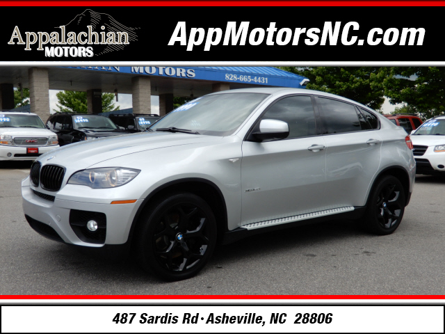 2011 BMW X6 xDrive50i for sale by dealer