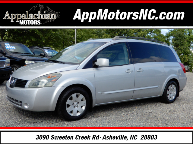 2005 Nissan Quest 3.5 S for sale by dealer