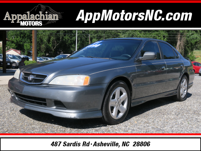 2001 Acura TL 3.2 for sale by dealer