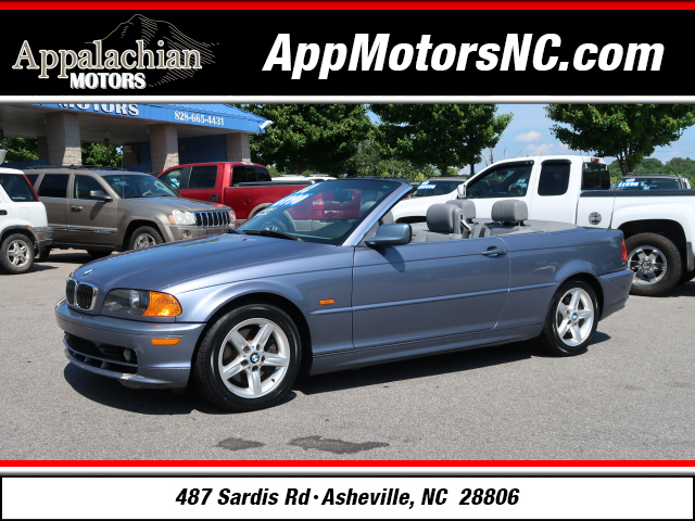 2002 BMW 3 Series 325Ci for sale by dealer