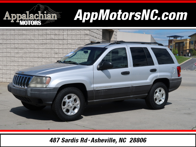 2002 Jeep Grand Cherokee Laredo for sale by dealer