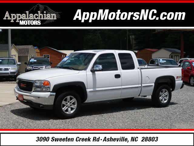 2000 GMC Sierra 1500 SLE for sale by dealer