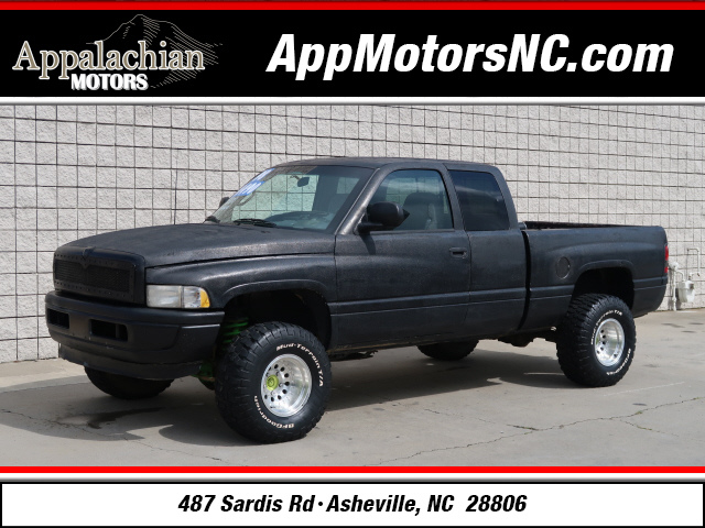 1998 Dodge 1500 Ram Club Cab for sale by dealer