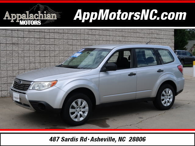 2009 Subaru Forester 2.5 X for sale by dealer