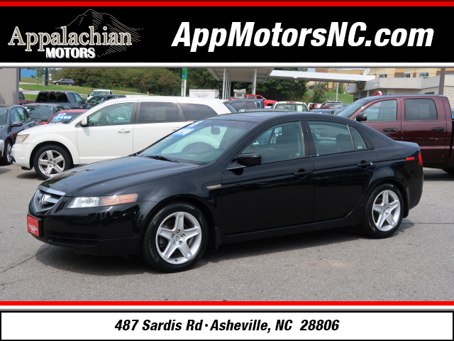 2005 Acura TL 3.2 w/Navi for sale by dealer