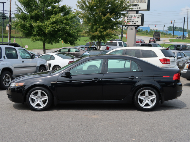 2005 acura tl 3 2 w navi for sale in asheville