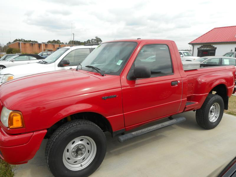2004 FORD RANGER for sale by dealer