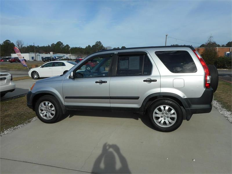2006 HONDA CR-V EX for sale by dealer