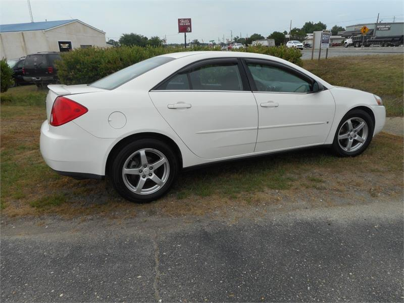 2008 PONTIAC G6 BASE for sale by dealer