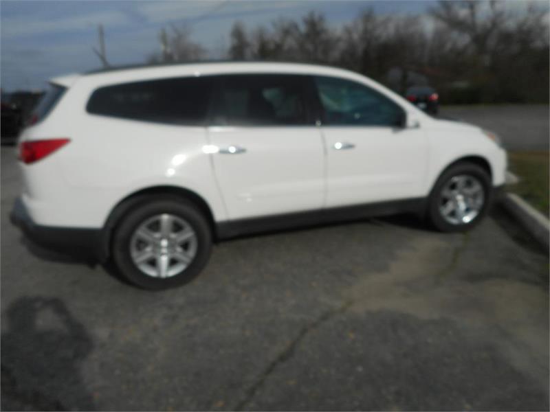 2012 CHEVROLET TRAVERSE LT for sale by dealer