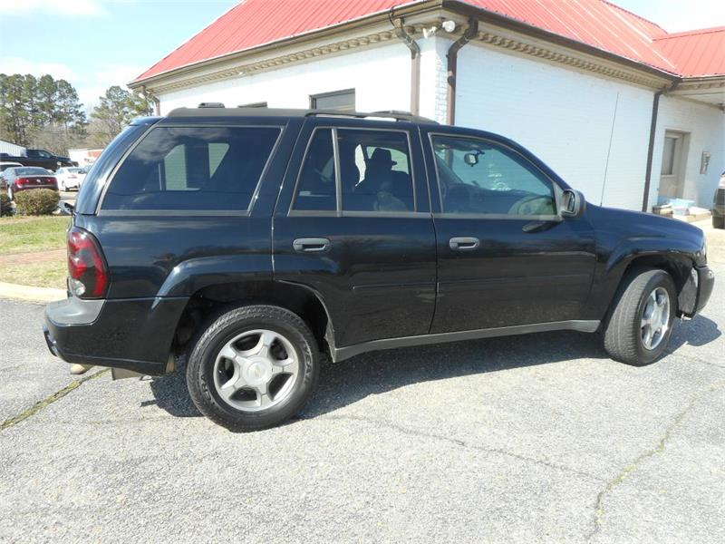 2008 CHEVROLET TRAILBLAZER LS for sale by dealer