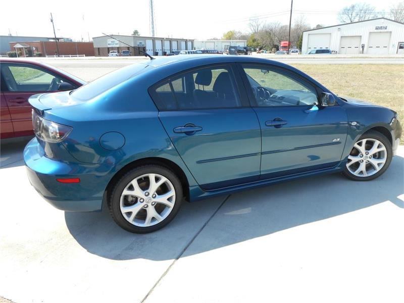 2008 MAZDA 3 S for sale by dealer