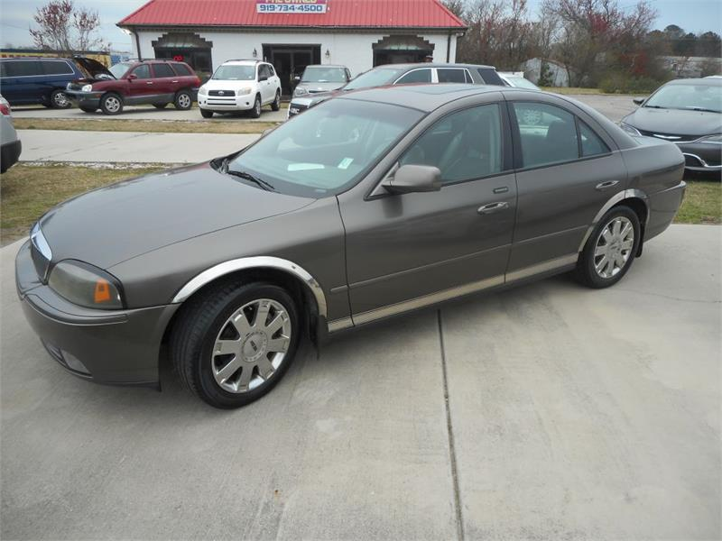 2004 LINCOLN LS for sale by dealer
