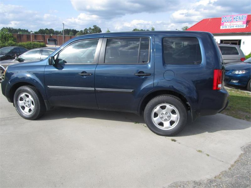 2011 HONDA PILOT LX for sale by dealer