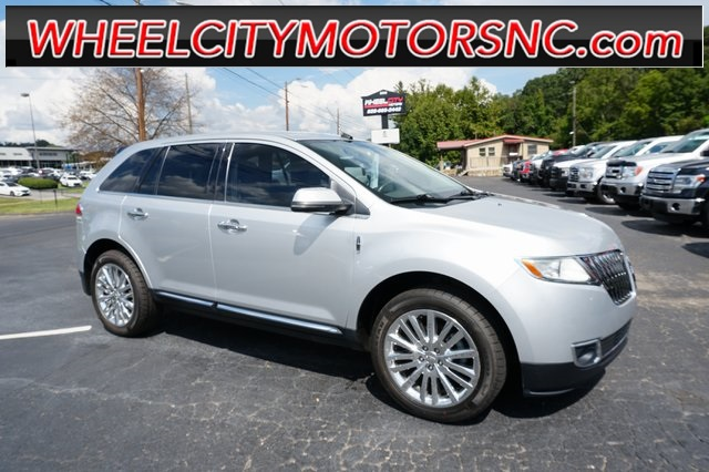 A used 2012 Lincoln MKX AWD Asheville NC