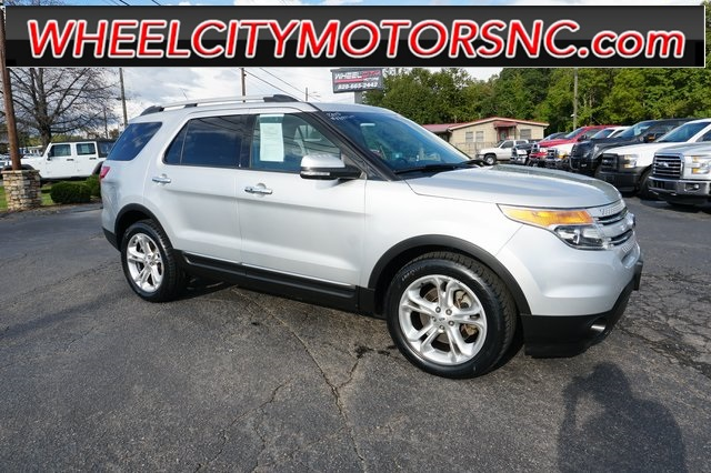 Ford Explorer Limited in Asheville