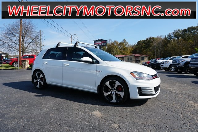 2016 Volkswagen Golf GTI SE for sale by dealer