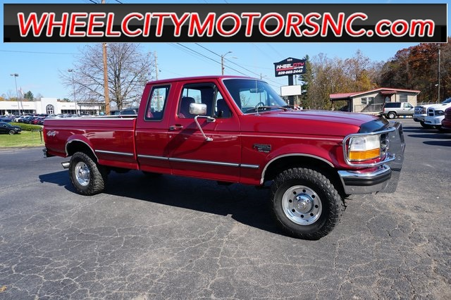 1996 Ford F-250 XLT HD for sale by dealer