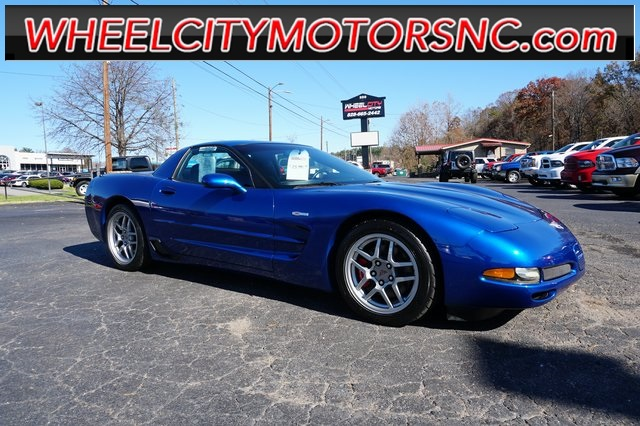 2003 Chevrolet Corvette Z06 for sale by dealer
