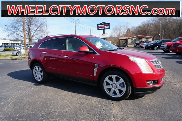 Cadillac SRX Turbo Performance in Asheville