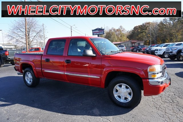 2005 GMC Sierra 1500 SLE for sale by dealer