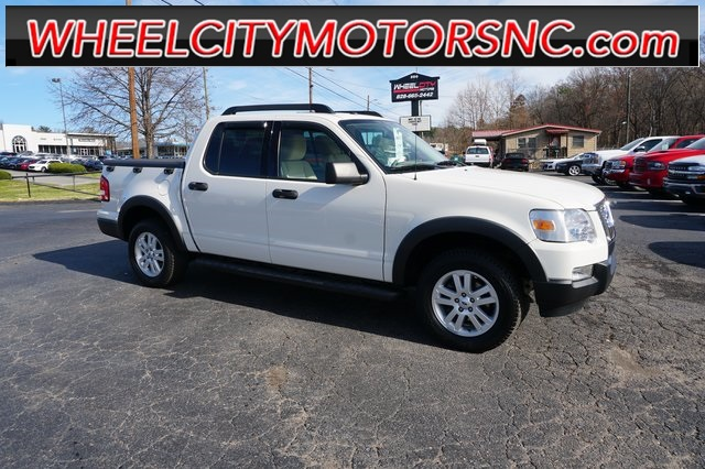 2009 Ford Explorer Sport Trac XLT for sale by dealer