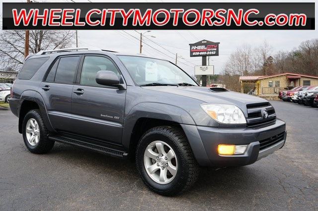 2005 Toyota 4Runner SR5 Sport for sale by dealer