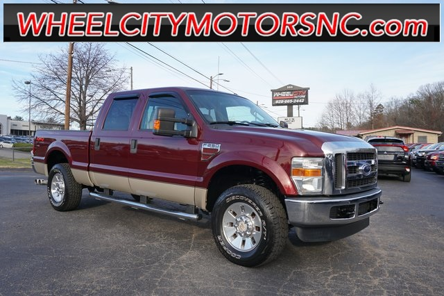 2008 Ford F-250SD Lariat for sale by dealer
