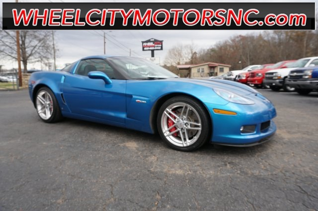 2008 Chevrolet Corvette Z06 for sale by dealer