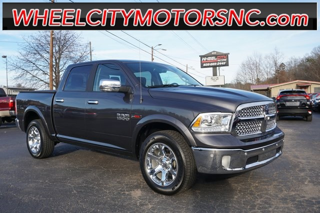 2017 Ram 1500 Laramie for sale by dealer