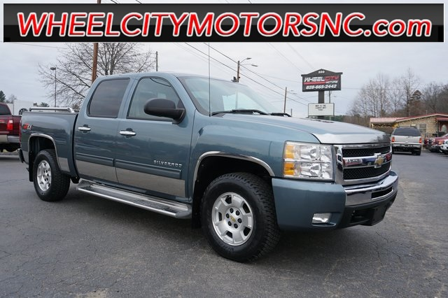 2010 Chevrolet Silverado 1500 LT for sale by dealer