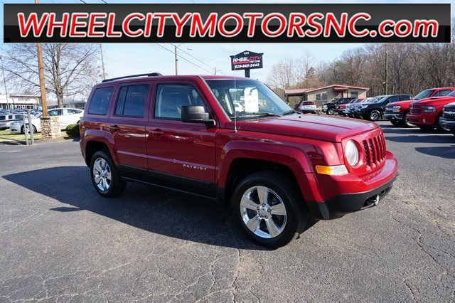 Jeep Patriot Latitude in Asheville