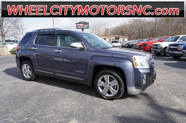 2014 GMC Terrain SLT-2 for sale by dealer
