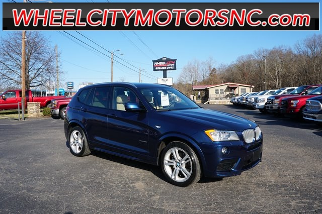 2013 BMW X3 xDrive28i for sale by dealer