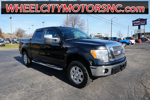 2009 Ford F-150 Lariat for sale by dealer