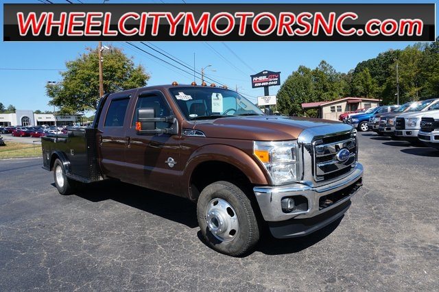 2012 Ford F-350SD Lariat for sale by dealer