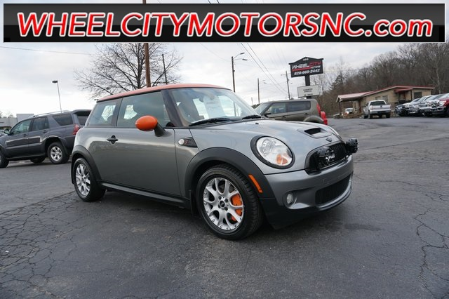 2007 MINI Cooper S Base Asheville NC