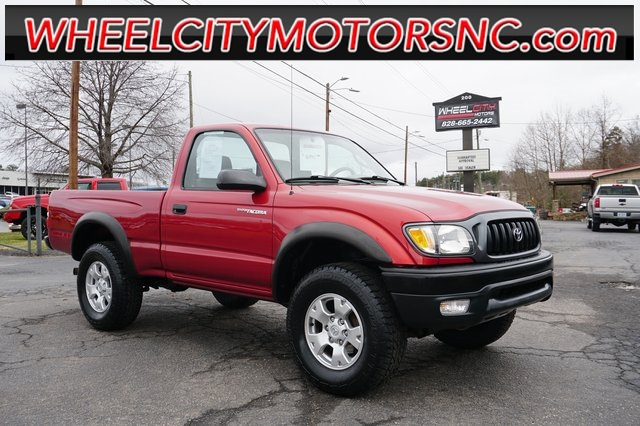 2003 Toyota Tacoma Base for sale by dealer